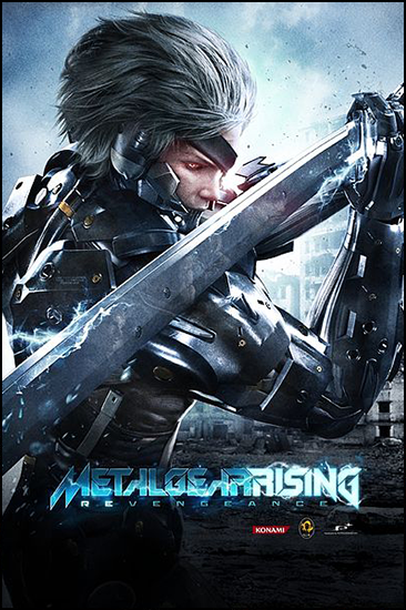 Metal Gear Rising: Revengeance [v 1.0 Update 2] (2014) PC | RePack от xatab