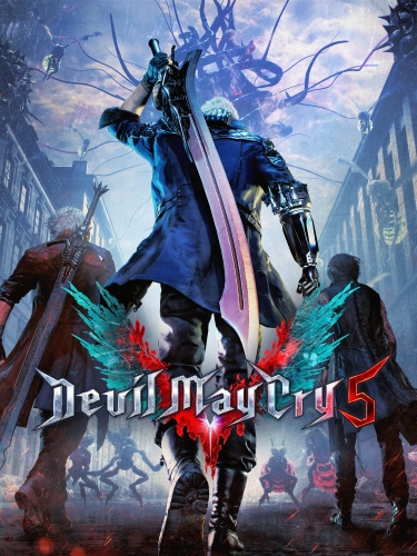 Devil May Cry 5 - Deluxe Edition  (2019)  RePack от xatab