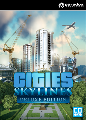 Cities: Skylines - Deluxe Edition [v 1.13.1-f1+ DLC] (2015) PC | RePack от xatab