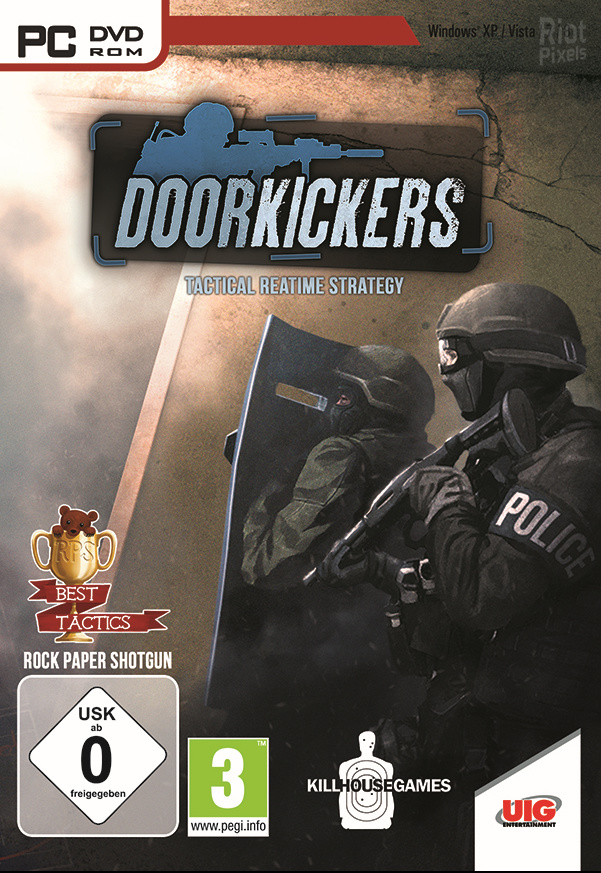 Door Kickers v.1.1.5 [GOG] (2014) PC | Лицензия