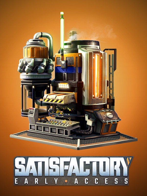Satisfactory [  0.3.5.6 - Build 131382/Early Access] (2019) RePack от xatab