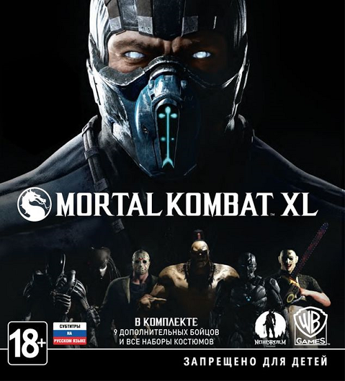 Mortal Kombat XL: Premium Edition [Update 1]